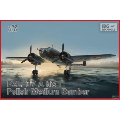 PZL.37 LOS A bis I -1/72- IBG Models 72512