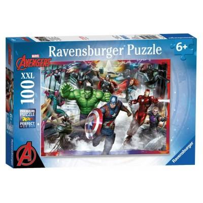 PUZZLE XXL 100 Pzas AVENGERS - Ravensburger 10771
