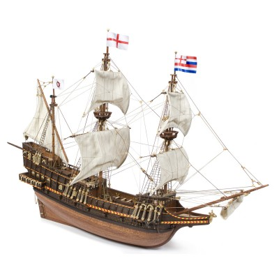 GALEON GOLDEN HIND -1/85- Occre 12003
