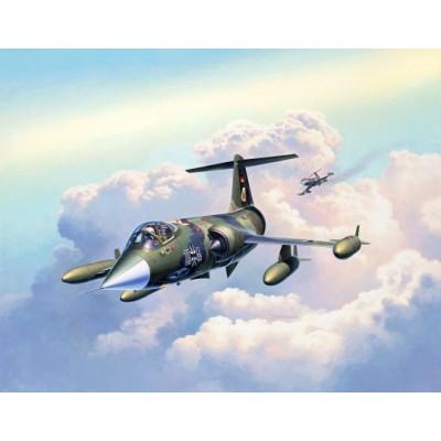 LOCKHEED MARTIN F-104G STARFIGHTER ESCALA 1/72 - REVELL 03904