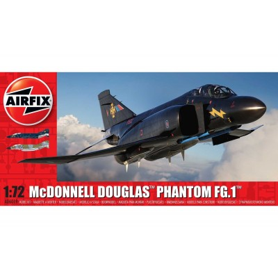 McDONNELL DOUGLAS PHANTOM II FG.1 R.A.F. 1/72 - Airfix A06019