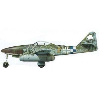 MESSERSCHMITT Me-262 -1/18- Hobby Boss 81805