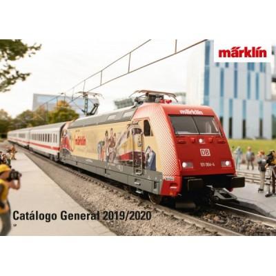 CATALOGO MARKLIN 2019/2020 EN ESPAÑOL