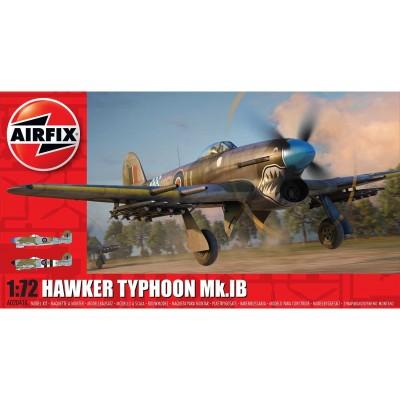 HAWKER TYPHOON Mk-Ib -1/72- Airfix A02141A