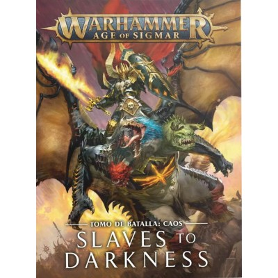 BATTLETOME CAOS SLAVES TO DARKNESS - GAMES WORKSHOP 83-02