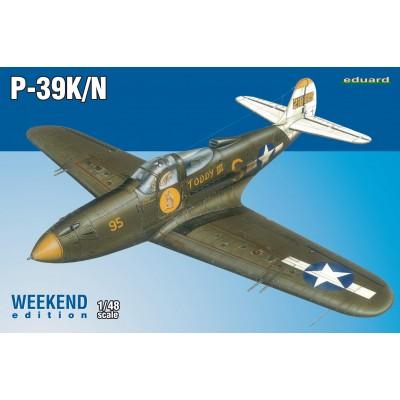 CURTISS P-39K/N - ESCALA 1/48 - EDUARD 84161