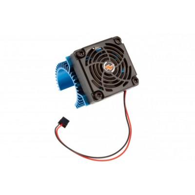Ventilador con disipador para 36mm Motor 60mm HOBBYWING 86080120