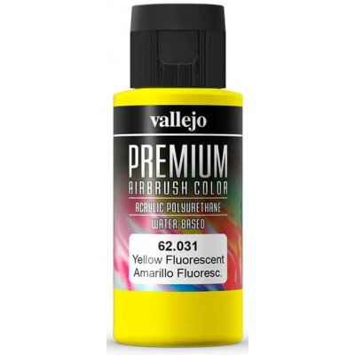 PREMIUN RC: AMARILLO FLUO (60 ml)