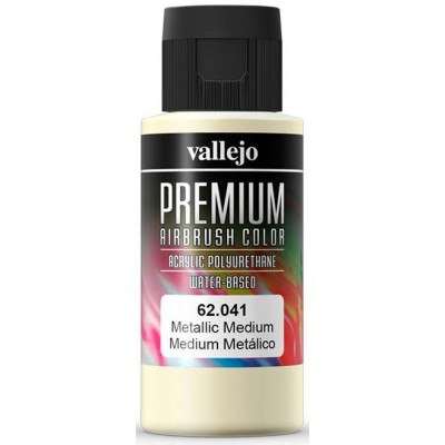PREMIUN RC: MEDIUM METALICO (60 ml)
