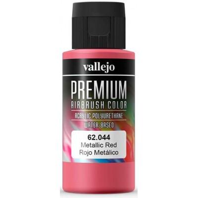 PREMIUN RC: ROJO METALICO (60 ml)