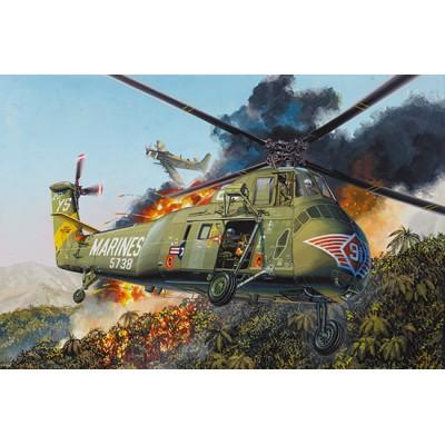 SIKORSKY H-34 CHOCTAW (U.S. MARINES)