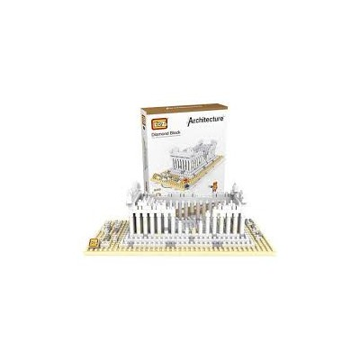 ARCHITECTURE TEMPLO GRIEGO 600 PIEZAS - LOZ 9383