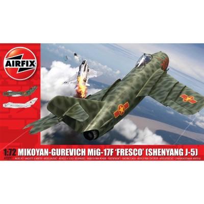 MIKOYAN GUREVICH MIG-17 FRESCO -1/72- Airfix A03091