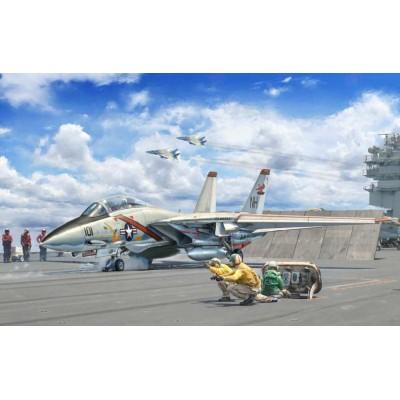 GRUMMAN F-14 A TOMCAT (50 Aniversario) -1/72- Italeri 1414