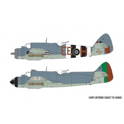 BRISTOL BEAUFIGHTER TF-X -1/72- Airfix A04019A