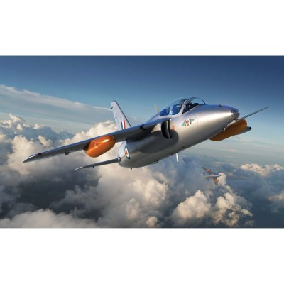 FOLLAND GNAT T.1 -1/48- Airfix A05123A
