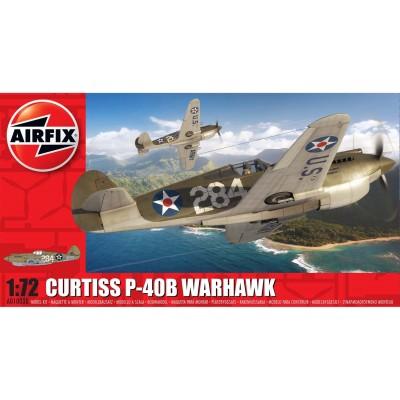 CURTISS P-40 B WARHAWK -1/72- Airfix A01003B