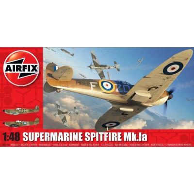 SUPERMARINE SPITFIRE MK-I a -1/48- Airfix A05126A