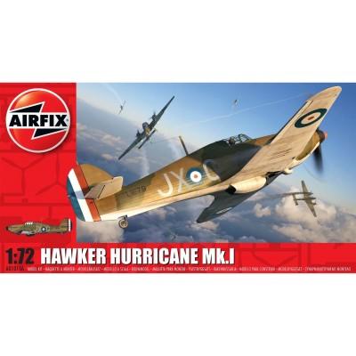 HAWKER HURRICANE MK-I -1/72- Airfix A01010A