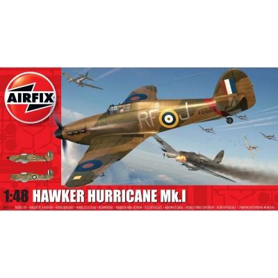 HAWKER HURRICANE MK-I -1/48- Airfix A05127A