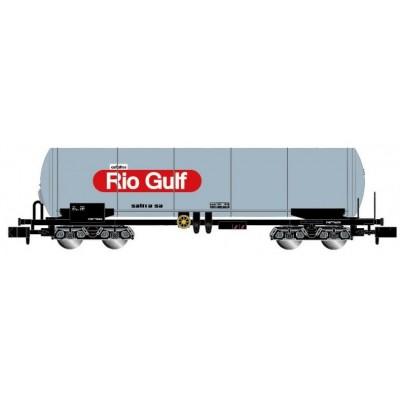 VAGON CISTERNA GAS RIO GULF - ESCALA N - ARNOLD HN6437