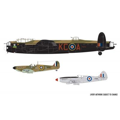"""MEMORIAL AEREO """"Batalla de Inglaterra"""" -1/72- Airfix A50182"""