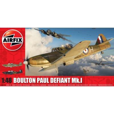 BOULTON PAUL DEFIANT MK-I -1/48- Airfix A05128A