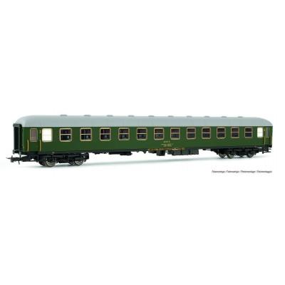COCHE RENFE 8000 2ª VERDE - ESCALA H0 - ELECTROTREN 18042