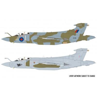 BLACKBURN BUCCANEER S-Mk.2 (RAF) -1/72- Airfix A06022