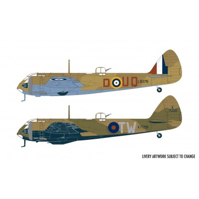 BRISTOL BLENHEIM Mk-I -1/48- Airfix A09190