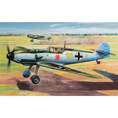 MESSERSCHMITT Bf-109 E Vintage Classics -1/24- Airfix A12002V