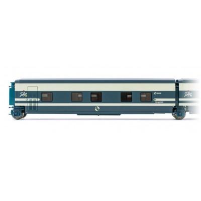 COCHE CAMA (Puerta Izq) TRENHOTEL TALGO -H0 - 1/87- Electrotren E3360