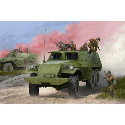 TRANSPORTE DE TROPAS BTR-152V1 -1/35- Trumpeter 09573