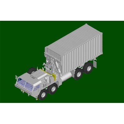 CAMION M-1120 HEMTT & CONTAINER (CHU) -1/35- Trumpeter 01064