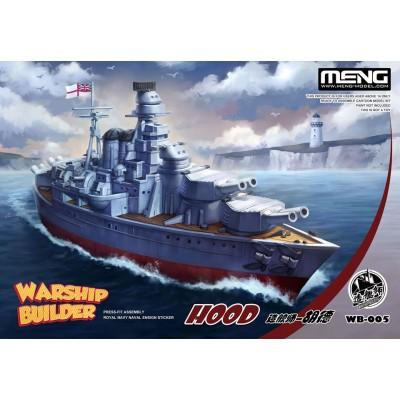 ACORAZADO HMS HOOD -TOONS- Meng Model WB-005