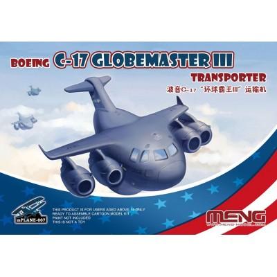 BOEING C-17 GLOBEMASTER III -TOONS- Meng Model MPLANE-007