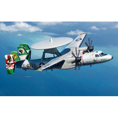 "GRUMMAN E-2 C HAWKEYE ""Liberty Bell 2017"" -1/48- Kinetic K48066"