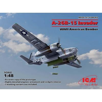 DOUGLAS A-26 B-15 INVADER -1/48- ICM 48282