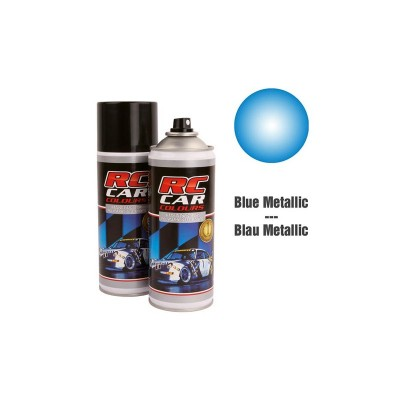 SPRAY ALPINE BLUE LEXAN (150 ml) - RC CAR COLOURS 932