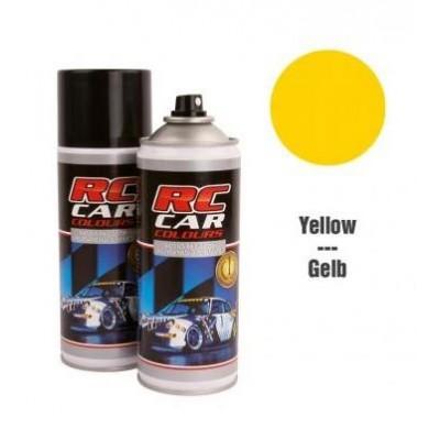 SPRAY BONY YELLOW LEXAN (150 ml) - RC CAR COLOURS 211