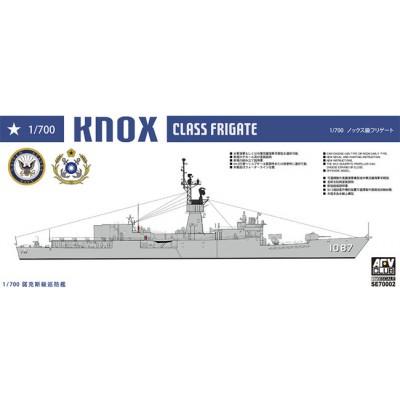 FRAGATA Clase KNOX -1/700- AFV SE70002