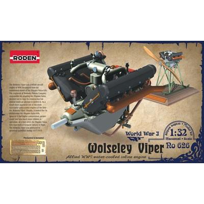 MOTOR WOLSELEY VIPER -1/32- Roden 626