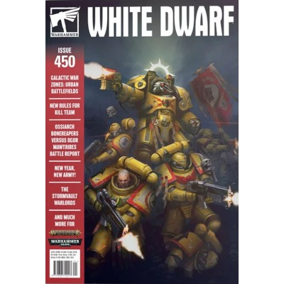 REVISTA WHITE DWARF ENERO 2020 EN INGLES