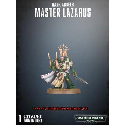 Angeles Oscuros: MASTER LAZARUS - Games Worshop 44-16
