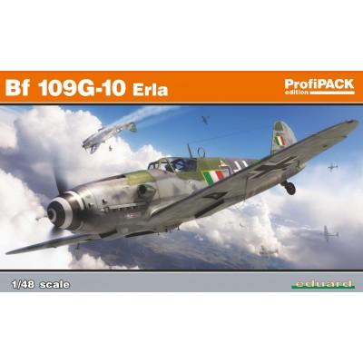 MESSERSCHMITT Bf-109 G-10 Erla -1/48- Eduard 82164