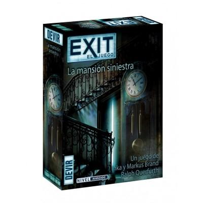 EXIT LA MANSION SINIESTRA - DEVIR
