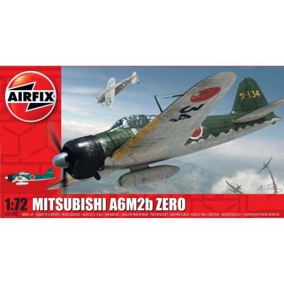 MITSUBISHI A6M2b ZERO -1/72- Airfix A01005