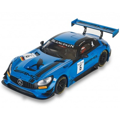 MERCEDES AMG GT3 BLACK FALCON - SCALEXTRIC U10278S300