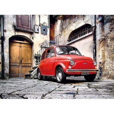 PUZZLE 500 pzs FIAT 500 (490 x 360 mm) - Clementoni 30575