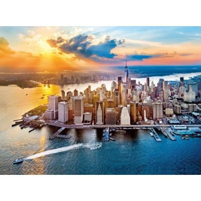 PUZZLE 500 pzs NEW YORK (360 x 490 mm) - Clementoni 35038